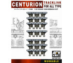 Afv Club - Centurion Tracklink for all Type Conversion Kit