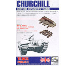 Afv Club - B.T.S.3 Heavy Built-up workable tracks