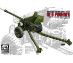 Afv Club AF35217 - British Mk.4 6pdr Anti-tank Gun