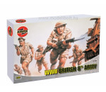 Airfix A01709 - BRITISH 8TH ARMY