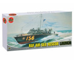 Airfix - RAF RESCUE LAUNCH