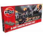 Airfix - D-Day Coastal Defence Fort makett