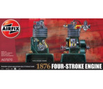 Airfix - Four Stroke Engine motor makett