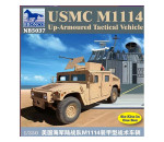 Bronco - USMC M-1114 Up-Armoured Vehicle (6 kits in one box)