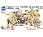 Bronco CB35135 - 17/25 pdr Anti-tank Gun Crew Set