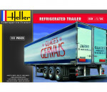 Heller - Refrigerated trailer