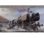 HobbyBoss - German Kriegslokomotive  BR-52