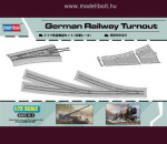 HobbyBoss - German Railway Turnout