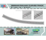 HobbyBoss 82910 - German Railway Curved Track