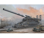 HobbyBoss 82911 - German 80cm K(E) railway gun Dora