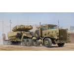 HobbyBoss - M911 C-HET w/m747 Heavy Equipment Semi- Trailer