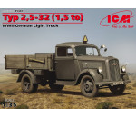 ICM - Typ 2,5-32 (1,5 to), WWII German Light Truck