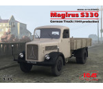 ICM - Magirus S330 German Truck (1949 production) (100% new molds