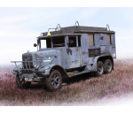 ICM - Henschel 33 D1 Kfz.72, WWII German Radio Communication Truck