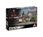 Italeri - HIMMELSDORF DIORAMA SET - World of Tanks