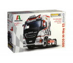 Italeri - IVECO HI-WAY E.5 ABARTH ShowTr