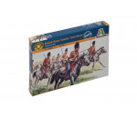 Italeri - Napoleonic British Heavy Cavalry 'Scots Greys'