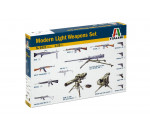 Italeri - MODERN LIGHT WEAPON SET