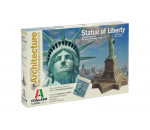 Italeri - THE STATUE OF LIBERTY: WORLD ARCHI IT
