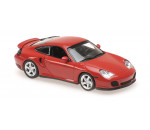 Maxichamps 940069300 - PORSCHE 911 TURBO (996) - 1999 - RED