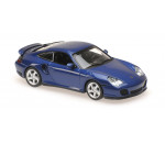 Maxichamps 940069301 - PORSCHE 911 TURBO (996) - 1999 - BLUE METALLIC