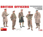 MiniArt 35165 - Britisch Officers