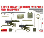 MiniArt - Soviet Heavy Infantry Weapons &Equipment