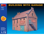 MiniArt - Building with Garage