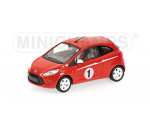 Minichamps 400088201 - FORD KA - 2009 - RED