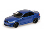 Minichamps 410020026 - BMW 1ER COUPE - 2011 - BLUE METALLIC
