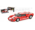 Minichamps 519438420 - FORD GT - RED - 'TOP GEAR'