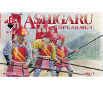Red Box - Ashigaru (Spearmen)