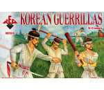 Red Box - Korean Guerrillas, 16.-17. century