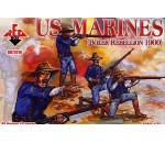 Red Box - US Marines, Boxer Rebellion 1900