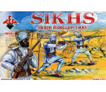 Red Box - Sikhs, Boxer Rebellion 1900