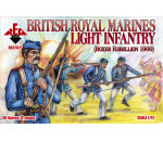 Red Box - British Royal Marine Light Infantry,1900