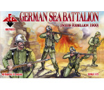 Red Box - German sea battalion, Boxer Rebellion