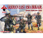 Red Box - German East Asia brigade, Rebellion 1900