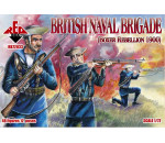 Red Box - British naval brigade, Boxer Rebellion