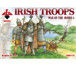 Red Box 72044 - Irish troops, War of the Roses 5