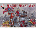 Red Box 72045 - Mounted Men at Arms, War of the Roses 6