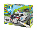 Revell 0812 - JUNIOR KIT RALLYE CAR