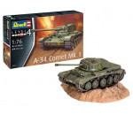 Revell 3317 - A-34 Comet Mk.1