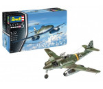 Revell - Me262A-1 Jetfighter