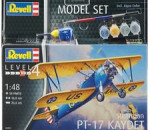 Revell - Model Set Stearman PT-17 Kaydet