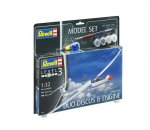 Revell - Model Set Gliderplane DUO DISCUS & engine