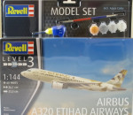 Revell - Model Set Airbus A320 Etihad