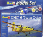 Revell - Model Set DHC-6 Twin Otter