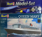 Revell 65808 - Model Set Queen Mary 2
