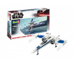 Revell 66744 - Resistance X-wing Fighter-szett